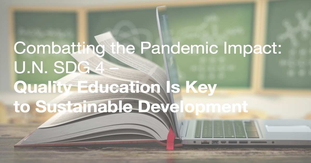 Blogpost education development