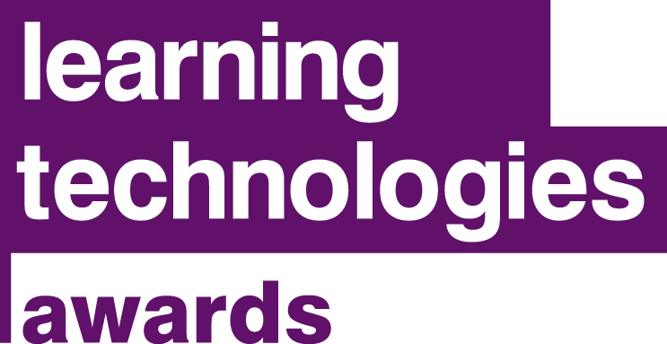 Learning Technologies Awards logo