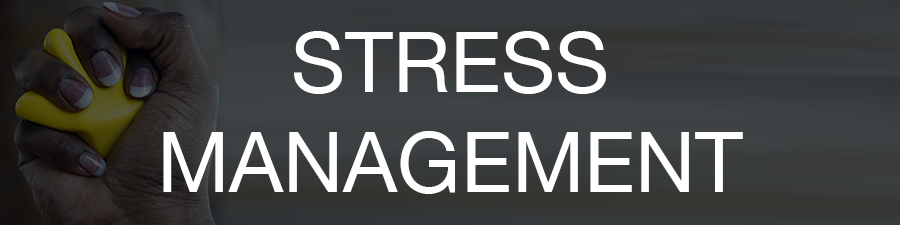 STRESS MANAGEMENT Adaptive Leadership Development Curriculum Chart Learning Solutions Area9 Lyceum