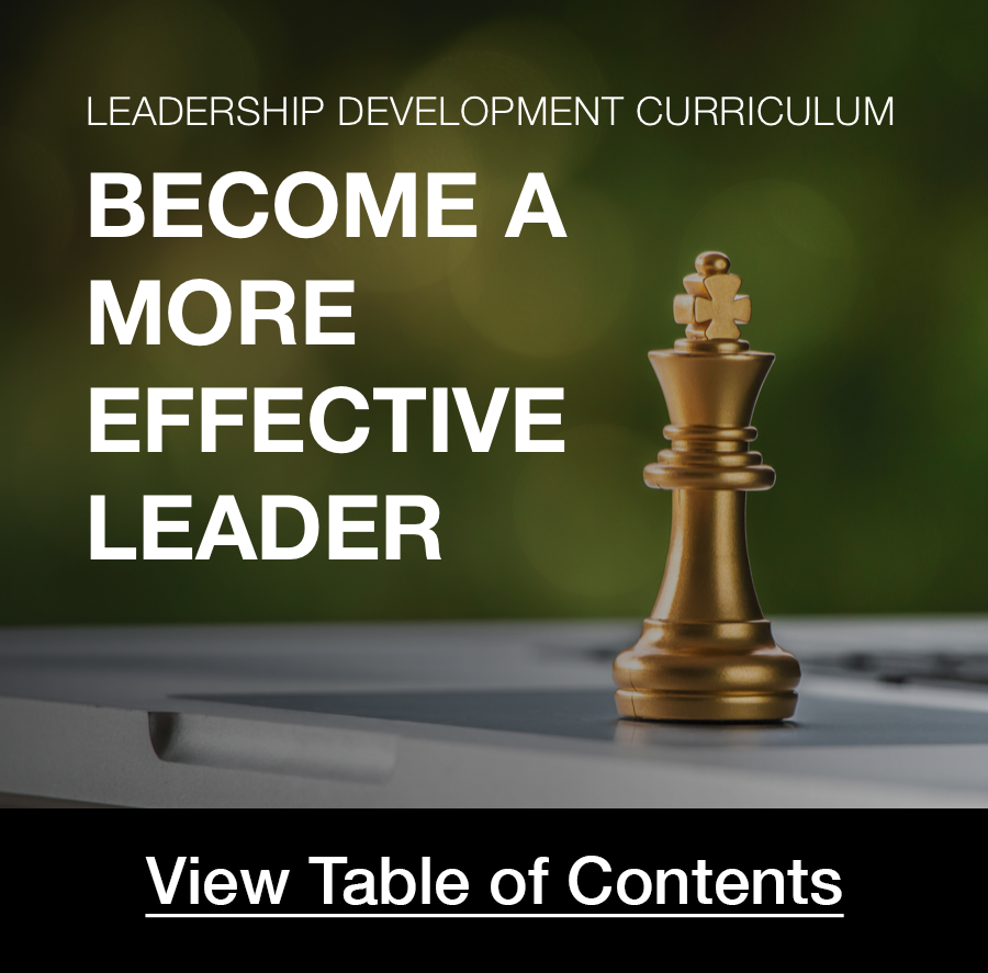 View Detailed Table of Contents Adaptive Leadership Development Curriculum Area9 Lyceum Chart Learning Solutions